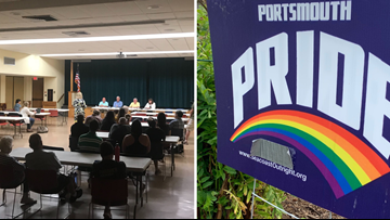 Some town residents not buying that Newington removal of Pride signs were a matter of ordinance