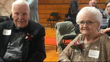 Seniors attending prom decades after graduating high school