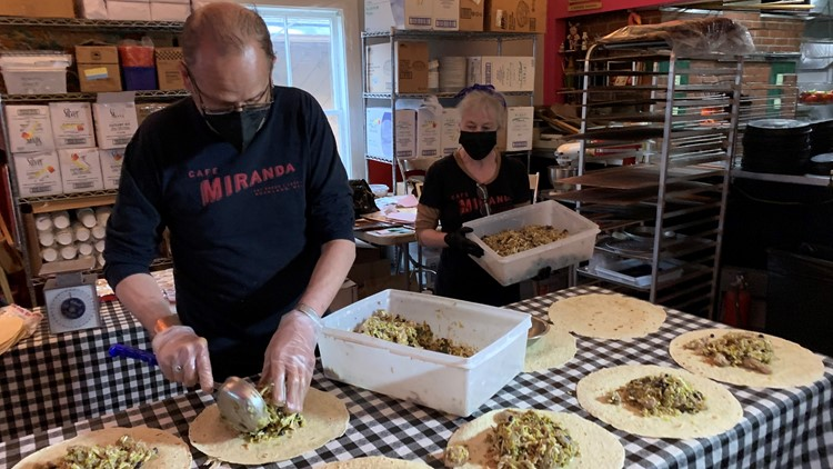 'Cooking for Community' expands to midcoast Maine
