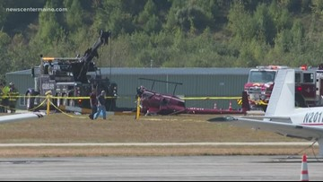 Bowdoinham man in critical condition following helicopter crash in Sanford