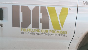 Mobile unit DAV to help vets in Maine