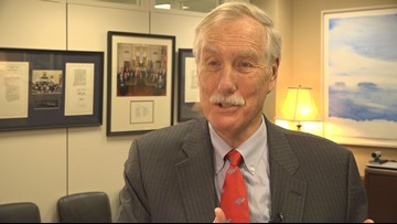 Sen. King, Mainers question whether impeachment trial will be 'fair'