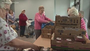 Feed ME: bringing produce to seniors