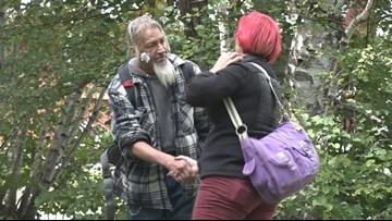 First homeless outreach employee in Bangor