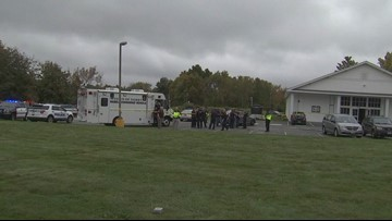 Pelham, New Hampshire church shooting