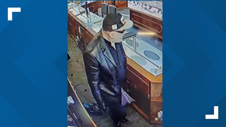 Dover robbery suspect