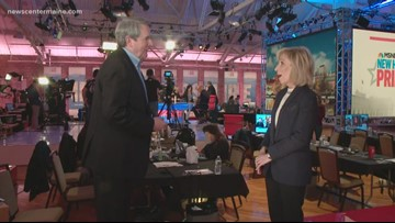 A few minutes with Andrea Mitchell of NBC News