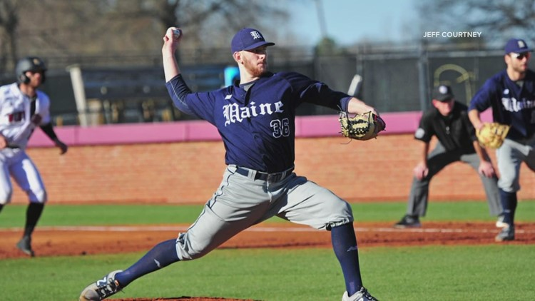 U-Maine graduate signs with the Los Angeles Angels