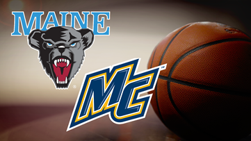 UMaine gives Merrimack a bruising welcome to D-I basketball