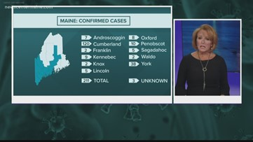 Maine CDC: 211 confirmed cases in the state