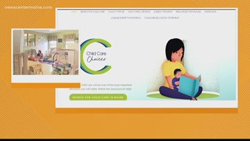 Maine DHHS points parents to childcare web site