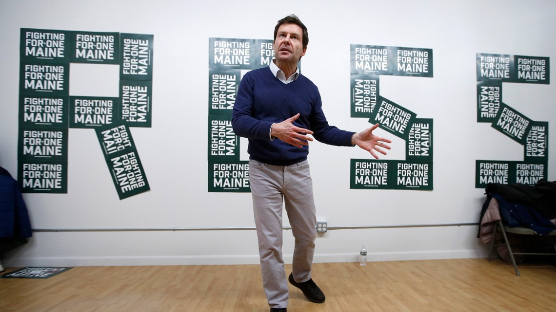 Ross LaJeunesse suspends Senate campaign, vows to 'do whatever he can' to unseat Sen. Collins