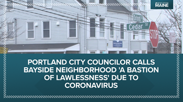 'A bastion of lawlessness': Portland city official says coronavirus COVID-19 has made Bayside out of control