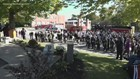 Community remembers fallen Maine firefighters at memorial in Augusta