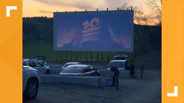 Drive-in theaters across the state reopen after being closed amid COVID-19