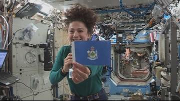 Maine astronaut's spacewalk postponed