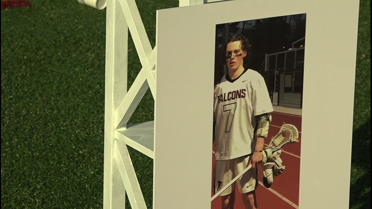 #SteelStrong -- Community honors life of young lacrosse player who drowned