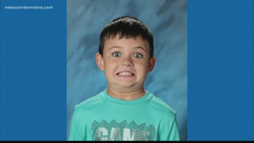 Idaho first grader has the best big smile for school photo