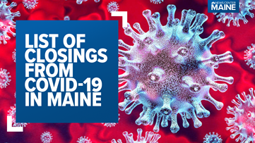 A list of what Maine schools and events have been canceled or postponed due to coronavirus