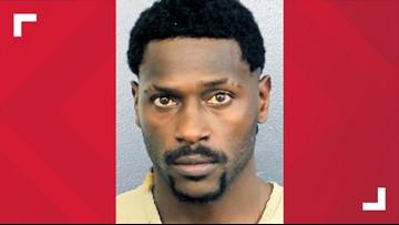 Antonio Brown granted bail by Florida judge