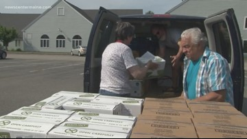 Feed Maine returns for 2019