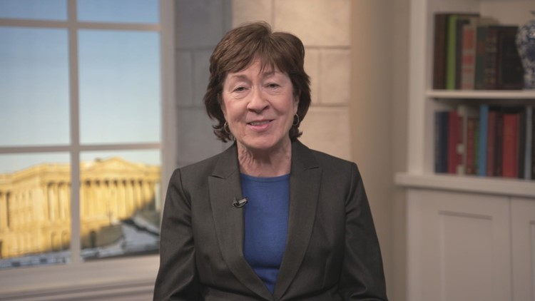 'There certainly is a lot of pressure.' Sen. Collins says she will likely vote to allow new evidence in Trump's impeachment trial