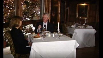 Bill and Pam Green share a fancy date night at White Barn Inn