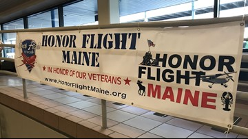 Honor Flight sends 32 veterans to Washington, D.C.