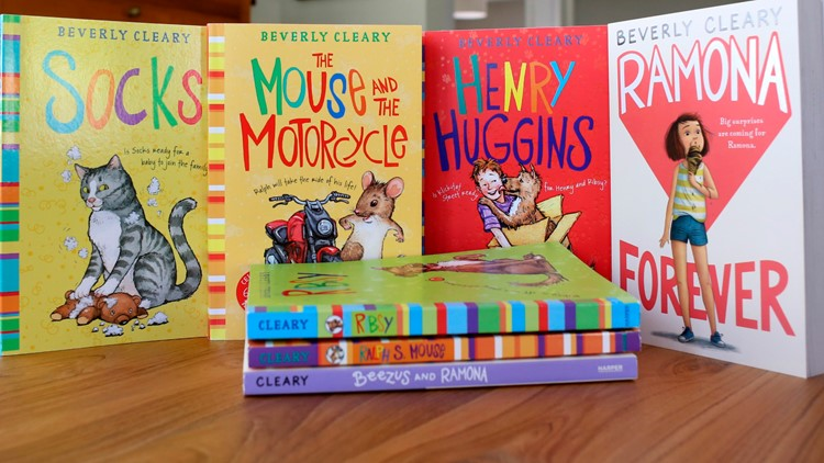 Mainers recall author Beverly Cleary's lasting impact on what would have been her 105th birthday