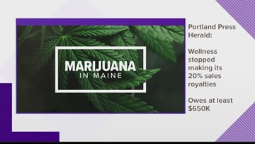 Maine dispensary tries to end relationship with other company