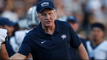 Health problems cost UNH its coach barely a week before football season opens