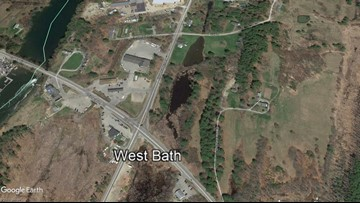 Driver was drunk in West Bath crash injuring 2, police say