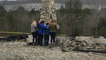Donations help pastor's family rebuild after devastating fire
