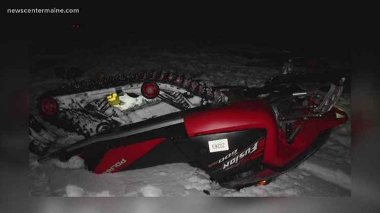 Two killed in separate snowmobile accidents