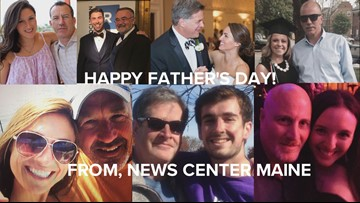 NEWS CENTER Maine gives tribute to dads on Father's Day