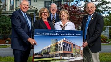 Skowhegan couple donates $10M toward UMaine engineering center
