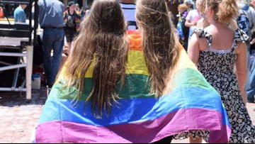 LGBTQ youth are at a higher risk of completed suicide, experts say