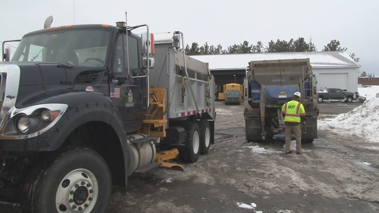 Maine DOT prepares for late-season storm