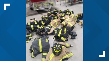 18 Paris firefighters turn in uniforms after chief decision overturned by town manager
