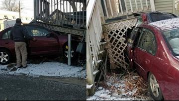Car crashes into Portland restaurant severing gas line, closing eatery for days