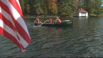 Rangeley Regatta teaches kids about outdoor heritage