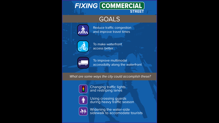 Fixing Commercial Street