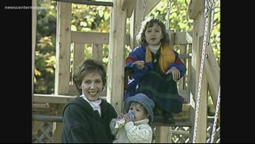 """""""Thu-ree, two, one."""" A Coats For Kids promo that took a few tries to get it right"""