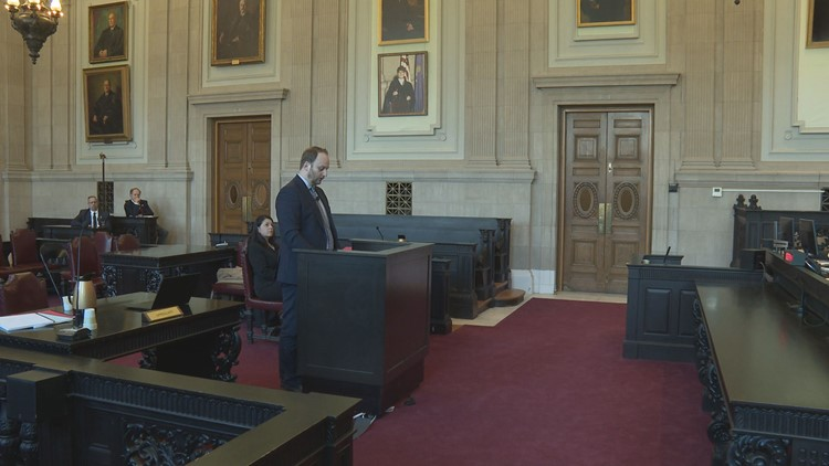 Fournier's defense attorney Rory McNamara