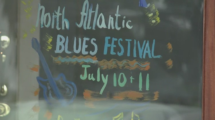 North Atlantic Blues Festival returns for 2021