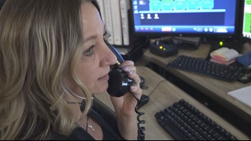 'I miss him:' She radioed Cpl. Cole's last call, now her husband drives his cruiser