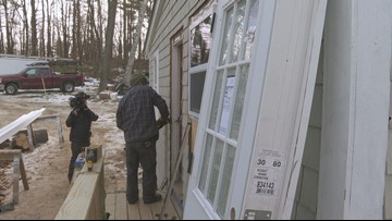 Cabin Masters gives Maine character to rebuilding camps