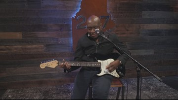Otis Redding III finds his own path in music