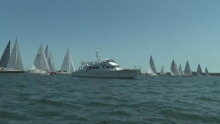 'Camden Classic Cup' boating event comes to a close this weekend