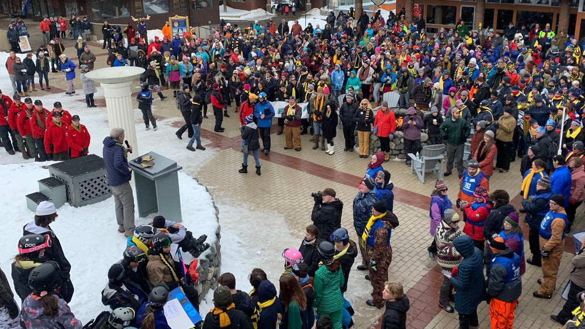 Maine's 50th Special Olympics Winter Games get underway at Sugarloaf